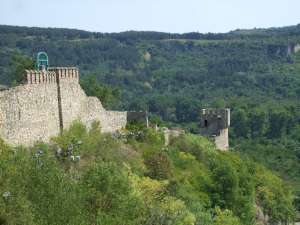 Veliko Tarnovo ; ancienne capitale de Bulgarie centrale 11