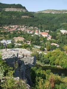 Veliko Tarnovo ; ancienne capitale de Bulgarie centrale 14