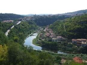 Veliko Tarnovo ; ancienne capitale de Bulgarie centrale 16