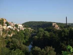 Veliko Tarnovo ; ancienne capitale de Bulgarie centrale 23