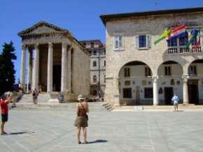 Notre séjour en Istrie (Istra) en Croatie 11