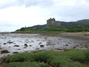 L'Ecosse en camping-car en itinérant : région d'Edimburgh 12