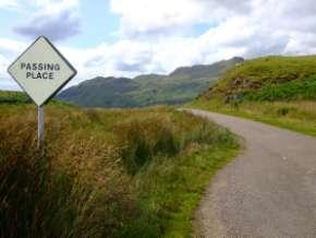 L'Ecosse en camping-car en itinérant : région d'Edimburgh 17