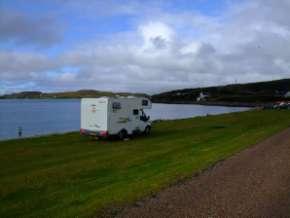 L'Ecosse en camping-car en itinérant : région d'Edimburgh 101