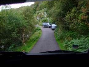 L'Ecosse en camping-car en itinérant : région d'Edimburgh 104