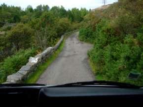 L'Ecosse en camping-car en itinérant : région d'Edimburgh 105