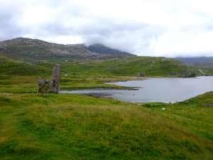 L'Ecosse en camping-car en itinérant : région d'Edimburgh 110
