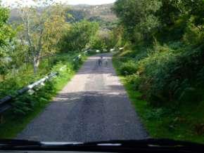 L'Ecosse en camping-car en itinérant : région d'Edimburgh 130