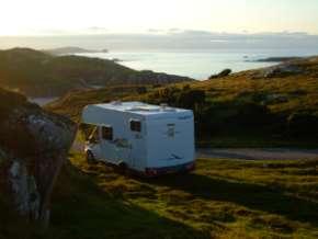 L'Ecosse en camping-car en itinérant : région d'Edimburgh 147