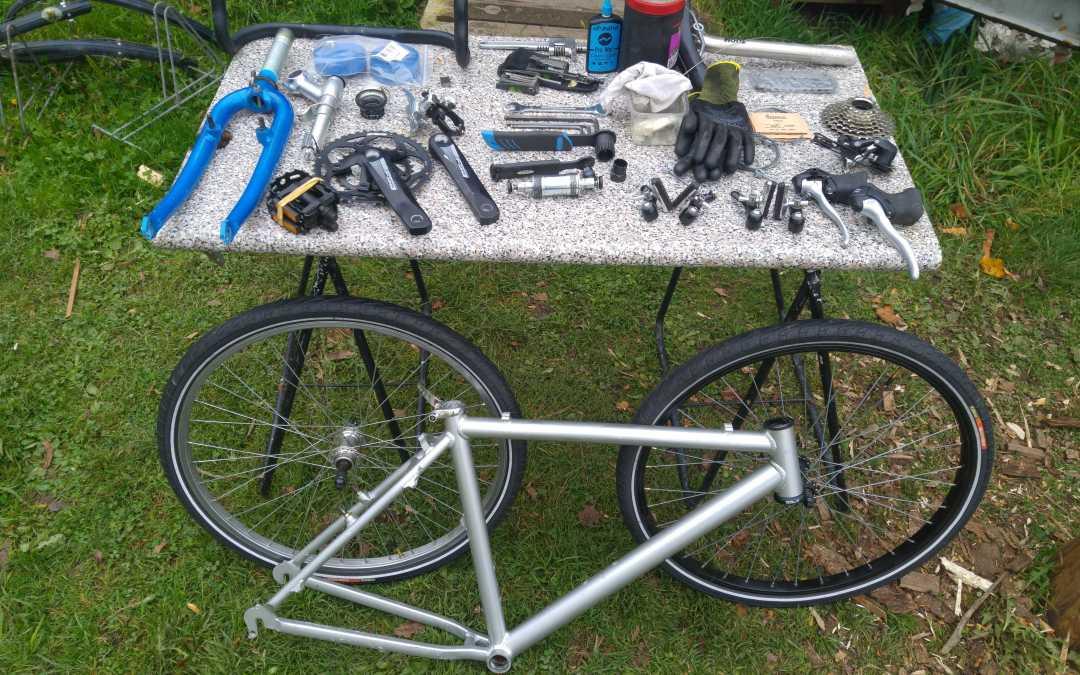 Montages de vélos à la carte