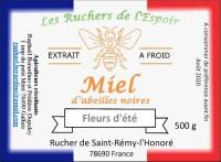 Miel – Fleurs d'été – Saint-Remy-l'Honoré