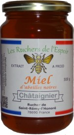 Miel de nos ruchers (5 cartons)
