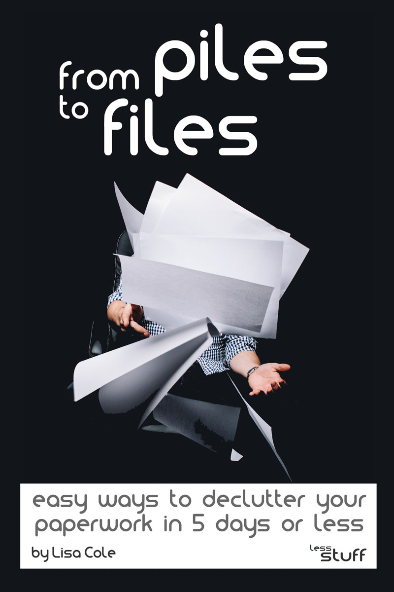 from piles to files
