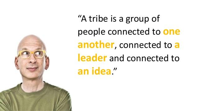Seth Godin Tribes
