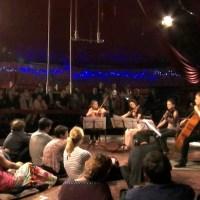 Salons de Musique opus 15 : Le Quatuor Ardeo au Cirque Romanes