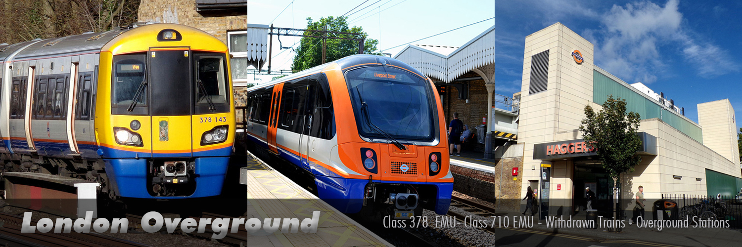 London Overground Images