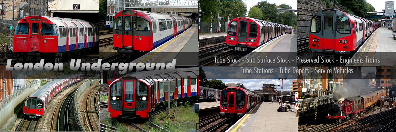 London Underground Images