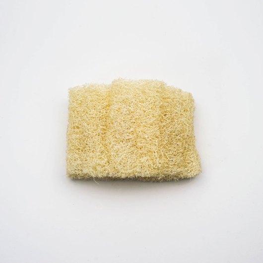 Éponge naturelle - Loofah, luffa, loofa - accessoire zéro déchet - gommage naturel - zéro déchet - soin du corps