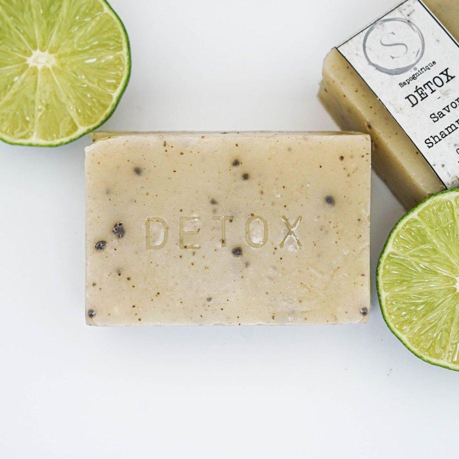 Sapognifique - Shampoing - Detox