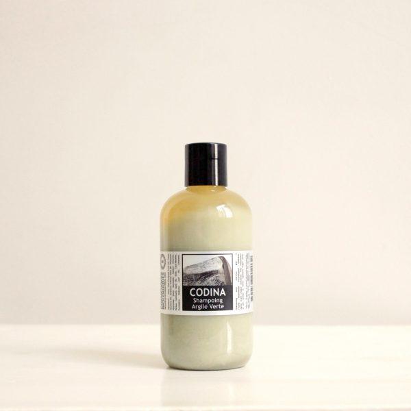 Shampoing Liquide Argile Verte