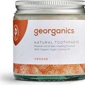 Dentifrice naturel doux au goût fruité et frais