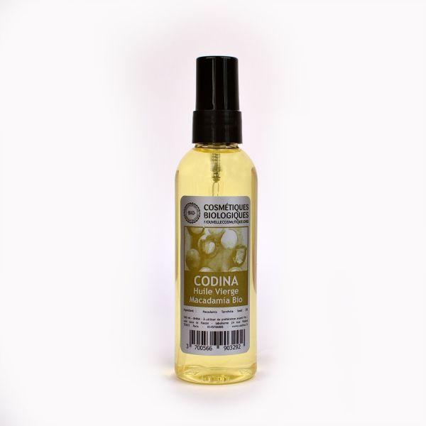 Macadamia huile