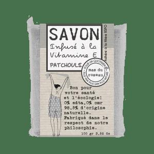 savonnette patchouli