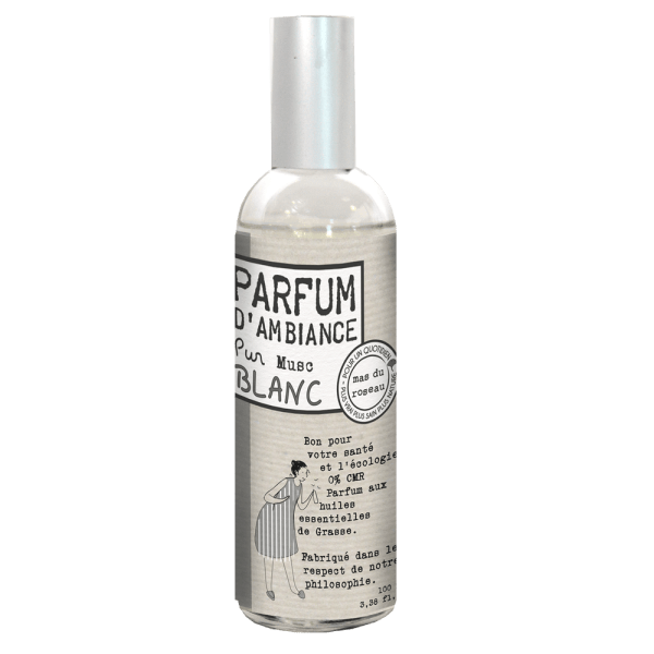 Parfum Ambiance Musc Blanc