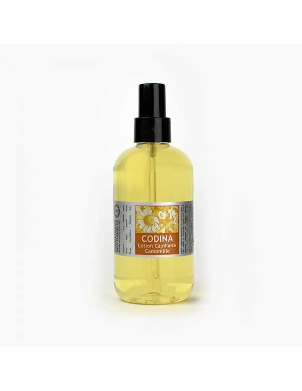 lotion capillaire camomille