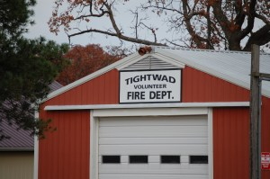 Tightwad Fire Department