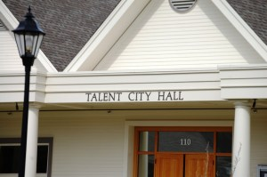 Talent City Hall
