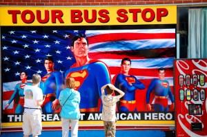 """""""Super"""" Family Trip - Metropolis, Illinois"""