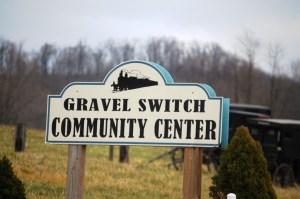 Gravel Switch Community Center