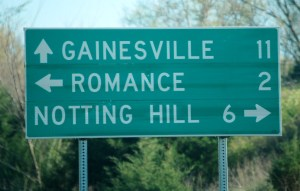 I took the road, but never did find Romance in Missouri in 2011