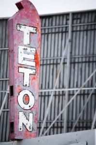 Teton Drive-in