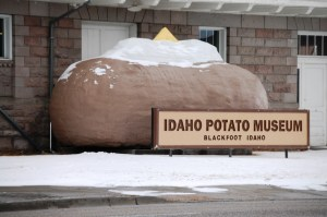 Idaho Potato Museum - Blackfoot