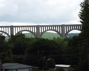 Tuckhannock Viaduct - Nicholson, Pennsylvania