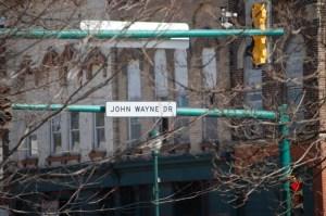 John Wayne Drive, Winterset, Iowa