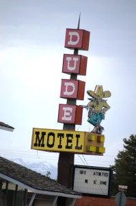 Dude Motel - West Yellowstone