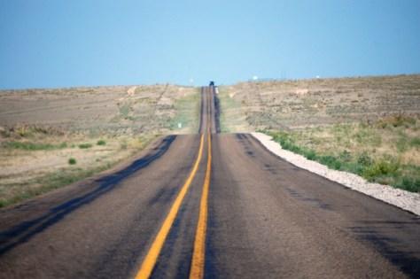 US 87/287 South near Masterson, Texas