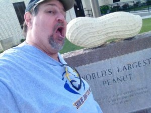 Sumoflam with Durant's Giant Peanut