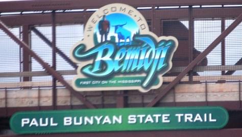 Welcome to Bemidji, Minnesota