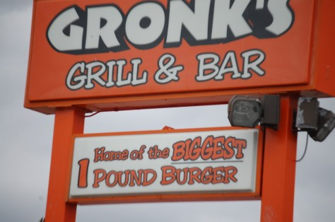 Gronk's Grill and Bar in Superior, WI