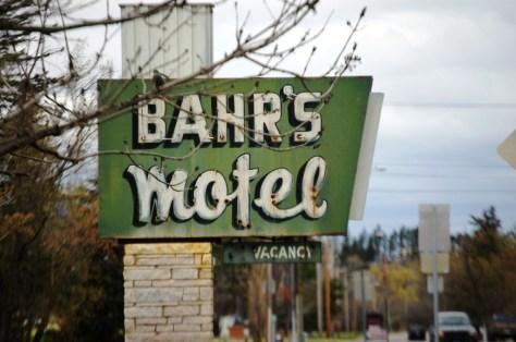 Motel  Woods Crob Utah