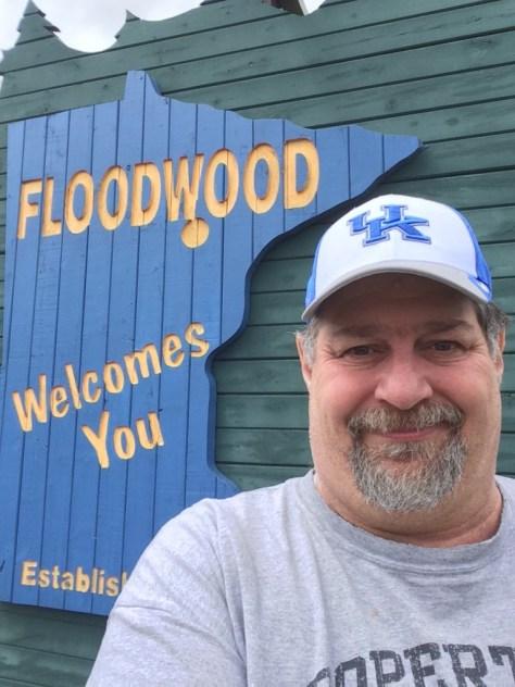 Sumoflam in Floodwood, Minnesota