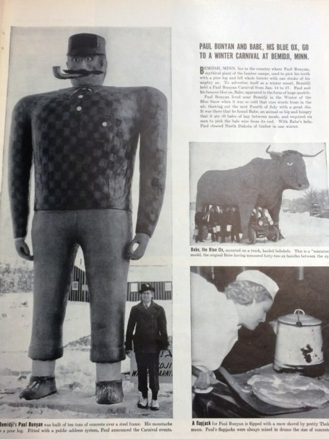 Photos from LIFE magazine in February 1937 (original is available at Visitor Center)