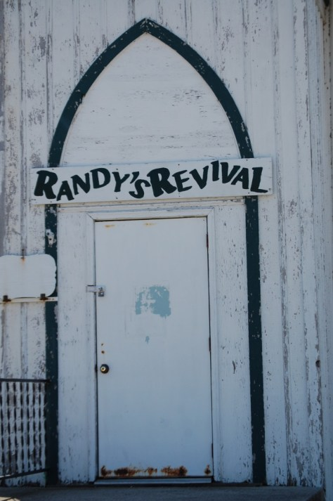 Randy's Revival Antique Store in Cando, ND