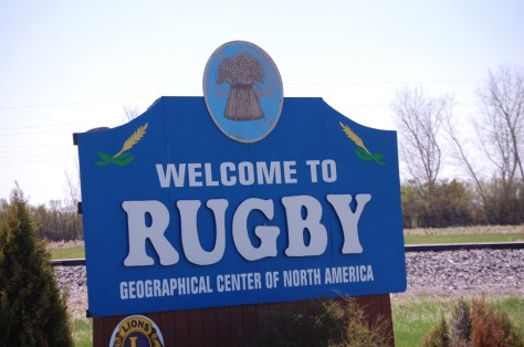 Welcome to Rugby, ND