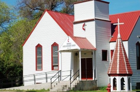 Hinsdale United Methodist Church, Hinsdale, Montana