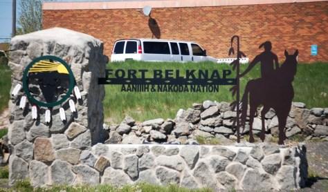 Welcome to Fort Belknap, MT